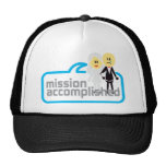 Mission Accomplished Marriage Hat