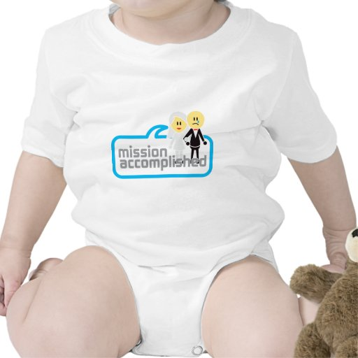 Mission Accomplished Marriage T Shirt