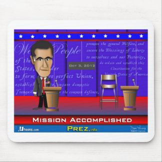 Mission Accomplished Mouse Pad