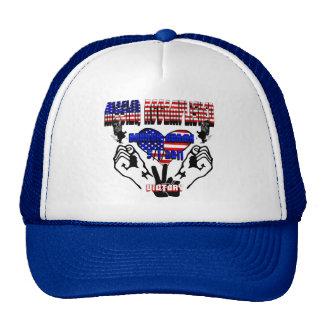 Mission Accomplished Obama Kills Osama Trucker Hat