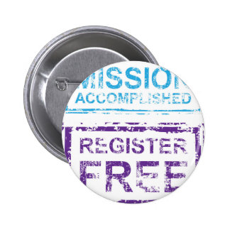 Mission Accomplished Register Free Stamp Button