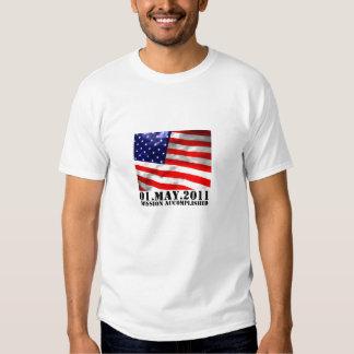 Mission Accomplished Tee Shirt