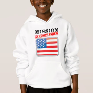 Mission Accomplished United States Hoodie