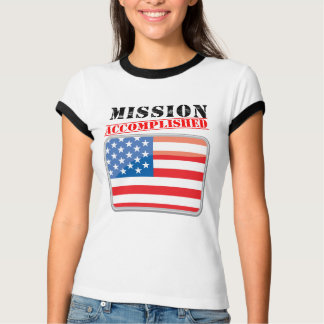 Mission Accomplished United States T-Shirt
