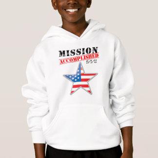 Mission Accomplished USA Hoodie