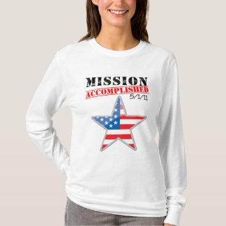 Mission Accomplished USA T-Shirt