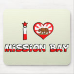 Mission Bay, CA Mousepads