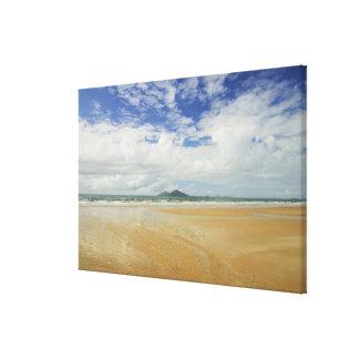 Mission Beach and Dunk Island Canvas Print
