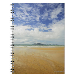 Mission Beach and Dunk Island Spiral Notebooks