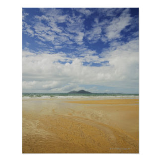 Mission Beach and Dunk Island Poster
