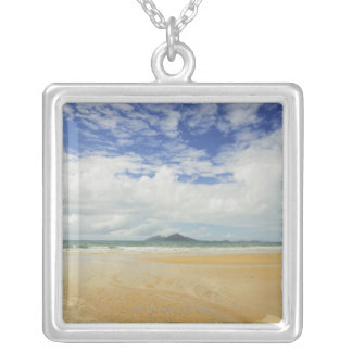 Mission Beach and Dunk Island Silver Plated Necklace