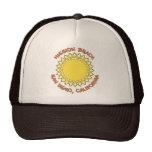 Mission Beach, San Diego, California Trucker Hats