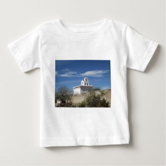 Mission Bell Tower Baby T-Shirt
