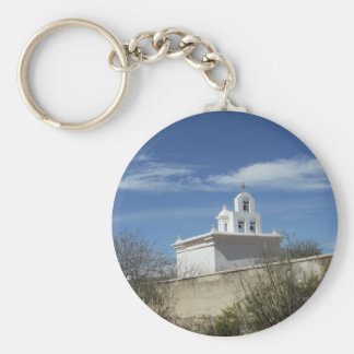 Mission Bell Tower Keychain