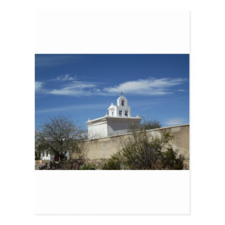 Mission Bell Tower Post Card