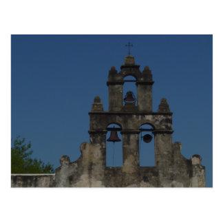 Mission Bells Postcard