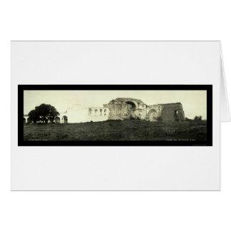 Mission Capistrano Photo 1907 Card