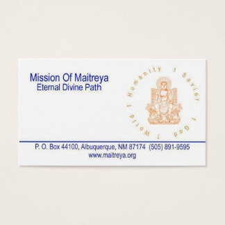 Mission Cards