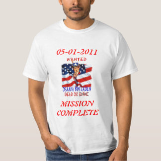 Mission Complete T-Shirt