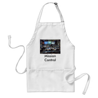 Mission Control Shuttle, MissionControl Adult Apron