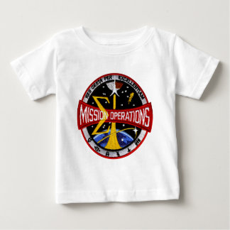 Mission Control: Space Flight Operations Baby T-Shirt