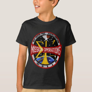 Mission Control: Space Flight Operations T-Shirt