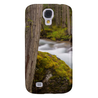 Mission Creek in spring Samsung S4 Case