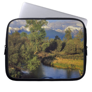 Mission Creek in the National Bison Range in Computer Sleeve