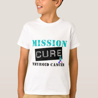 Mission Cure Thyroid Cancer T-Shirt