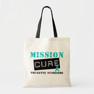 Mission Cure Tourette Syndrome Bags