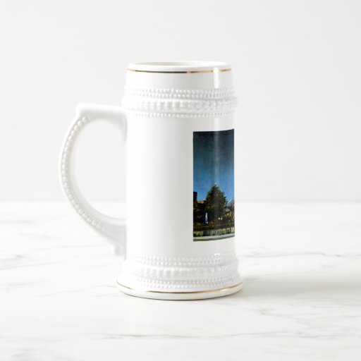 Mission Dolores 1 18 Oz Beer Stein