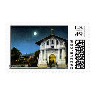 Mission Dolores 1 Postage Stamp
