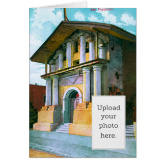 Mission Dolores 2 Card