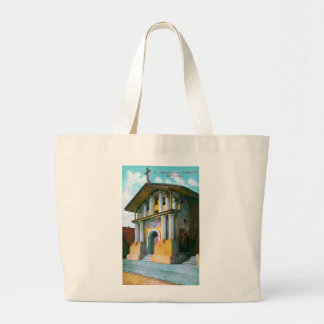 Mission Dolores 2 Large Tote Bag