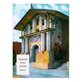Mission Dolores 2 Postcard