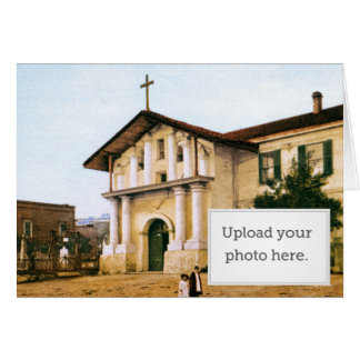 Mission Dolores 3 Card