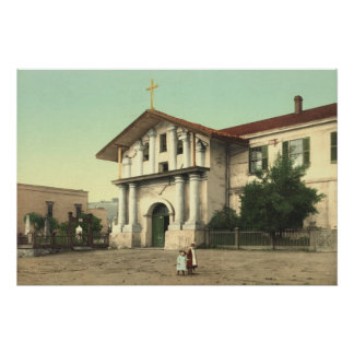 Mission Dolores in San Francisco Poster
