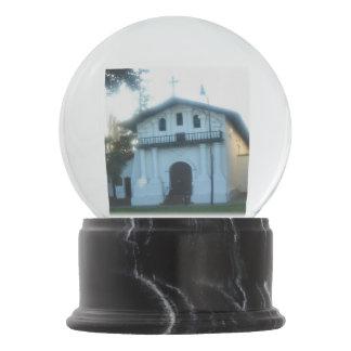 Mission Dolores Snow Globe