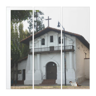 Mission Dolores Triptych
