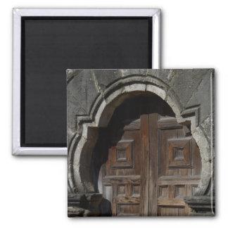 Mission Espada Doorway Magnet