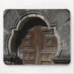 Mission Espada Doorway Mousepads