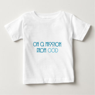 Mission from God Tee Shirt