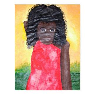 Mission Girl, Bidjara 2007 Post Cards