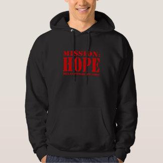 MISSION: HOPE Sweetshirt Hoodie