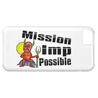 Mission Imp Possible iPhone 5C Cases