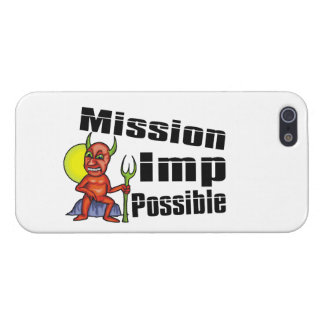 Mission Imp Possible iPhone 5 Case