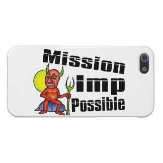 Mission Imp Possible iPhone 5 Cases