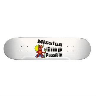 Mission Imp Possible Skateboard
