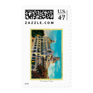 Mission Inn, Rotunda WingRiverside, CA Postage