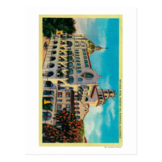 Mission Inn, Rotunda WingRiverside, CA Postcard